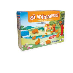 FOSFOVIT BISCOTTO ANIMALETTI JUNIOR 360 G