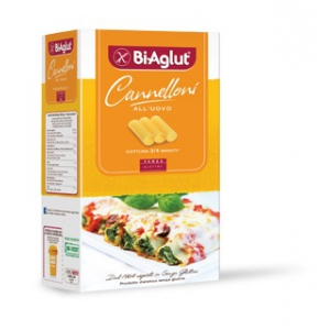 BIAGLUT CANNELLONI ALL'UOVO 200 G