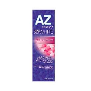 DENTIFRICIO AZ 3D WHITE ULTRAWHITE 75 ML