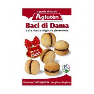 AGLUTEN BACI DI DAMA 100 G