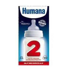 HUMANA 2 GOS 1 SLIM PACK DA 470 ML