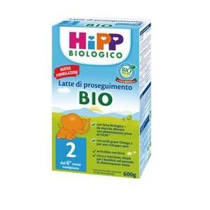 HIPP BIO 2 LATTE POLVERE PROSEGUIMENTO
