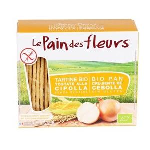 PAIN DES FLEURS TARTINE TOSTATE ALLA CIPOLLA 150 G