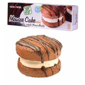 MOUSSE CAKE MINI SURGELATO SENZA GLUTINE SCATOLA 40 G