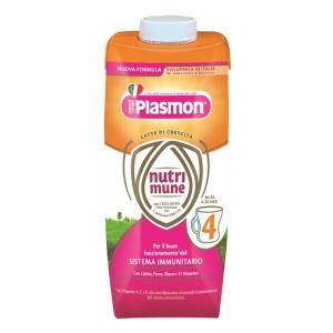 PLASMON NUTR STAGE 4 LIQUIDO 18 X 500 ML
