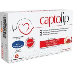 CAPTOLIP 24 COMPRESSE