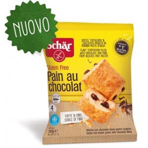 SCHAR PAIN AU CHOCOLAT SURGELATO 4 X 65 G