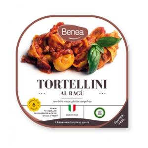 BENEA TORTELLINI AL RAGU' SURGELATI SENZA GLUTINE 250 G