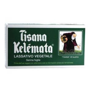 TISANA (KELEMATA) 1,3 G TISANA 20 BUSTINE
