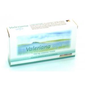 VALERIANA (ALFASIGMA) 100 MG COMPRESSE RIVESTITE  30 COMPRESSE