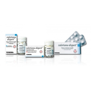 VALERIANA DISPERT 45 MG COMPRESSE RIVESTITE 30 COMPRESSE