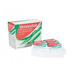 VENORUTON 1.000 MG GRANULATO 30 BUSTINE