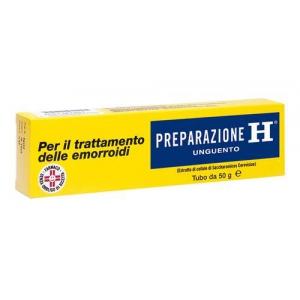 PREPARAZIONE H 1,08% UNGUENTO 1 TUBO DA 50 G
