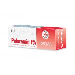 POLARAMIN 1% CREMA TUBO 25 G