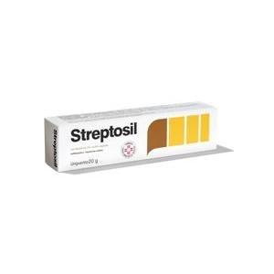 STREPTOSIL NEOMICINA 2% + 0,5% UNGUENTO 20 G IN TUBO AL