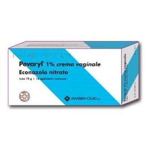 PEVARYL 1% CREMA VAGINALE TUBO DA 78 G + 16 APPLICATORI MONOUSO