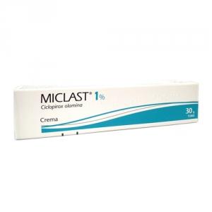 MICLAST 1% CREMA 1 TUBO DA 30 G