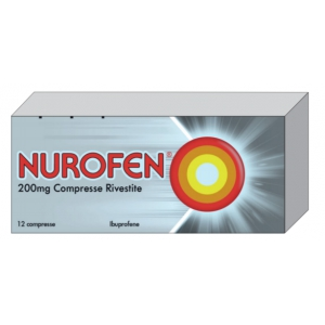 NUROFEN 200 MG COMPRESSE RIVESTITE 12 COMPRESSE