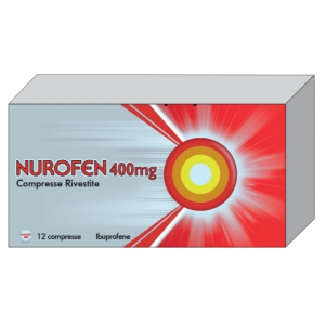 NUROFEN 400 MG COMPRESSE RIVESTITE 12 CPR IN PVC/ALLUMINIO