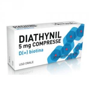 DIATHYNIL 5 MG COMPRESSE  30 COMPRESSE IN BLISTER PVC/AL