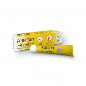ALONTAN ANTISTAMINICO 2% CREMA TUBO 30 G