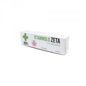 ICTAMMOLO (ZETA FARMACEUTICI) 10% UNGUENTO TUBO 30 G