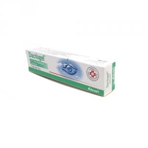 DACRIOGEL 0,3% GEL OFTALMICO 1 TUBO DA 10 G