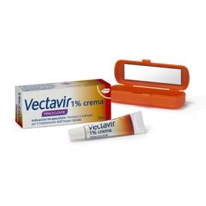 VECTAVIR 1% CREMA 1 TUBO DA 2 G