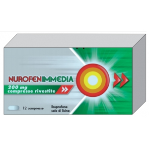 NUROFENIMMEDIA 200 MG COMPRESSE RIVESTITE 12 COMPRESSE