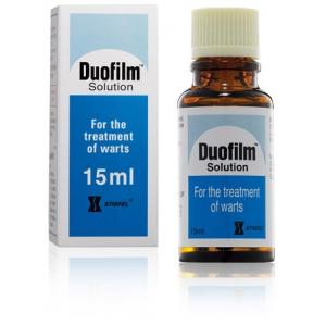 DUOFILM 16,7% + 15% COLLODIO FLACONE DA 15 ML
