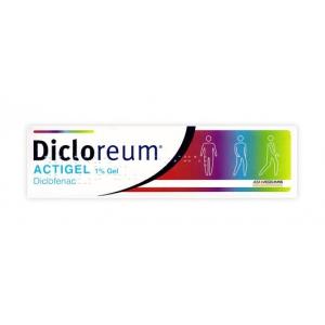 DICLOREUM ACTIGEL 1% GEL TUBO DA 100 G