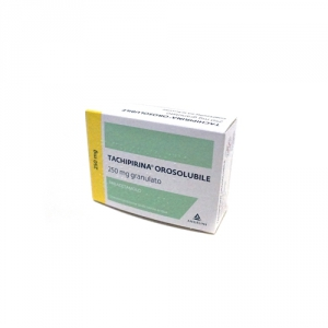 TACHIPIRINA OROSOLUBILE 250 MG GRANULATO 10 BUSTINE IN AL