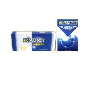BIOCARBONE RAPIDO 6 FLACONCINI