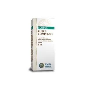 ECOSOL RUBUS COMPOSTO GOCCE 50 ML