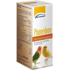 PIUMEDORO TUTTOVITAMINE 25 ML FLACONE