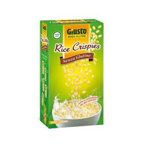 GIUSTO RICE CRISPIES 250 G