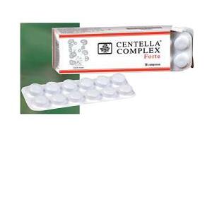 CENTELLA COMPLEX FORTE 20 COMPRESSE