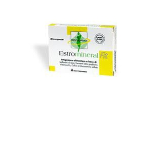 ESTROMINERAL FIT 20 COMPRESSE