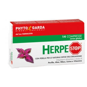 HERPESTOP 14 COMPRESSE