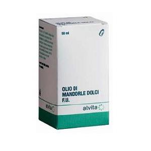 ALVITA OLIO MANDORLE DOLCI 50 ML