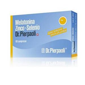MELATONINA DR PIERPAOLI 60 COMPRESSE