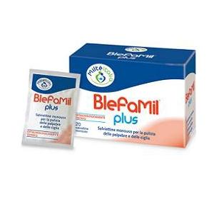 HB BLEFAMIL SALVIETE MONOUSO 20 PEZZI