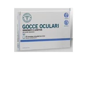 SALUTE GOCCE OCULARI ACIDO IALURONICO 10 FIALE 0,5 ML
