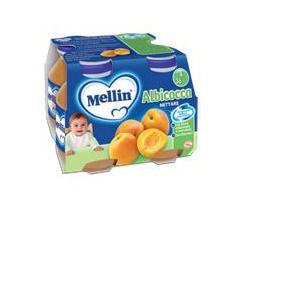 MELLIN NETTARE ALBICOCCA 125 ML 4 PEZZI