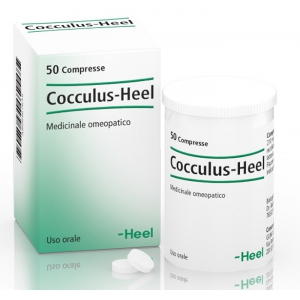 HEEL COCCULUS 50 TAVOLETTE