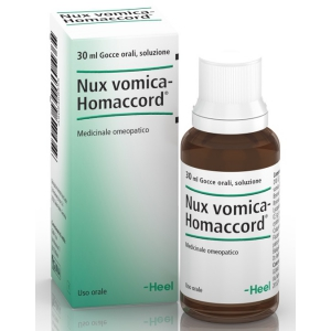HEEL NUX VOMICA HOMACCORD GOCCE 30 ML
