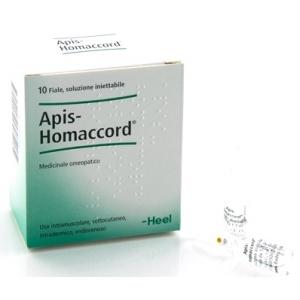HEEL APIS HOMACCORD 10 FIALE DA 1,1 ML L'UNA