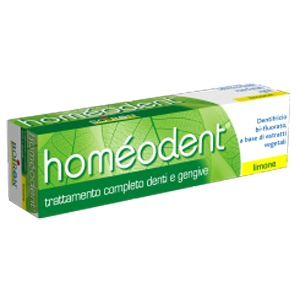HOMEODENT DENTIFRICIO LIMONE 75 ML