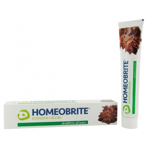 HOMEOBRITE DENTIFRICIO ALL'ANICE 75 ML