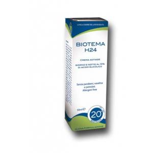 BIOTEMA H24 CREMA ACIDO GLICOLICO 10% 50 ML